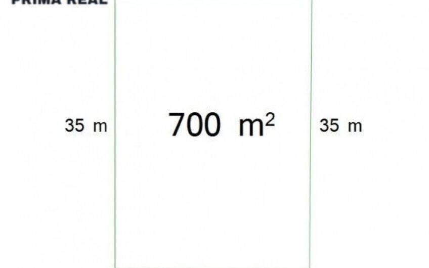 Bývajte v lone prírody: Necpaly, 700 m2