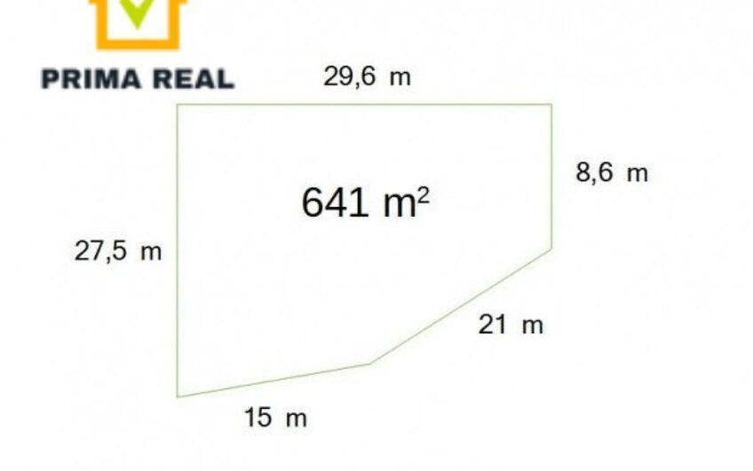 Bývajte v lone prírody: Necpaly, 641 m2, POSLEDNÉ POZEMKY