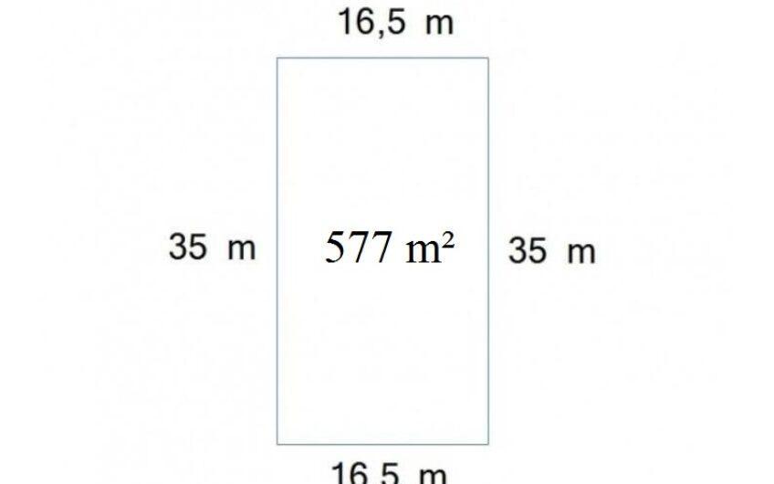 Bývajte v lone prírody: Necpaly, 577 m2, POSLEDNÉ POZEMKY