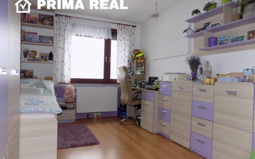Rezervované: 4-izbový byt, 86 m2, LOGGIA, Martin – Ľadoveň