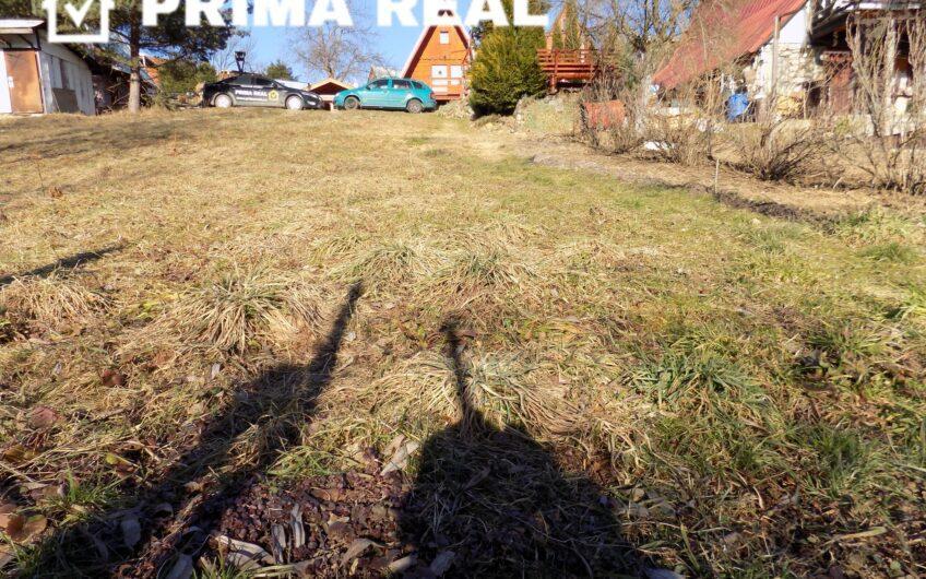 Predaj: rekreačný pozemok, 370 m2, Sučany – Biele Brehy